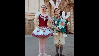 """From Sketch to Stitch to Stage"" (Part 3 of 7, Edward & Coppélia Documentary Series)"