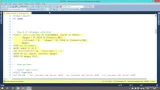 Journées SQL Server 2014 : Compteurs de Performance et DMV par Christophe Laporte