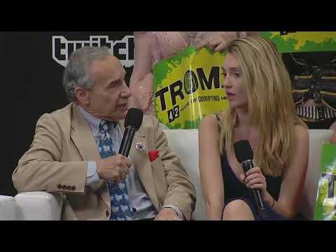 Lloyd Kaufman Talks Troma • New York Comic Con 2017 •