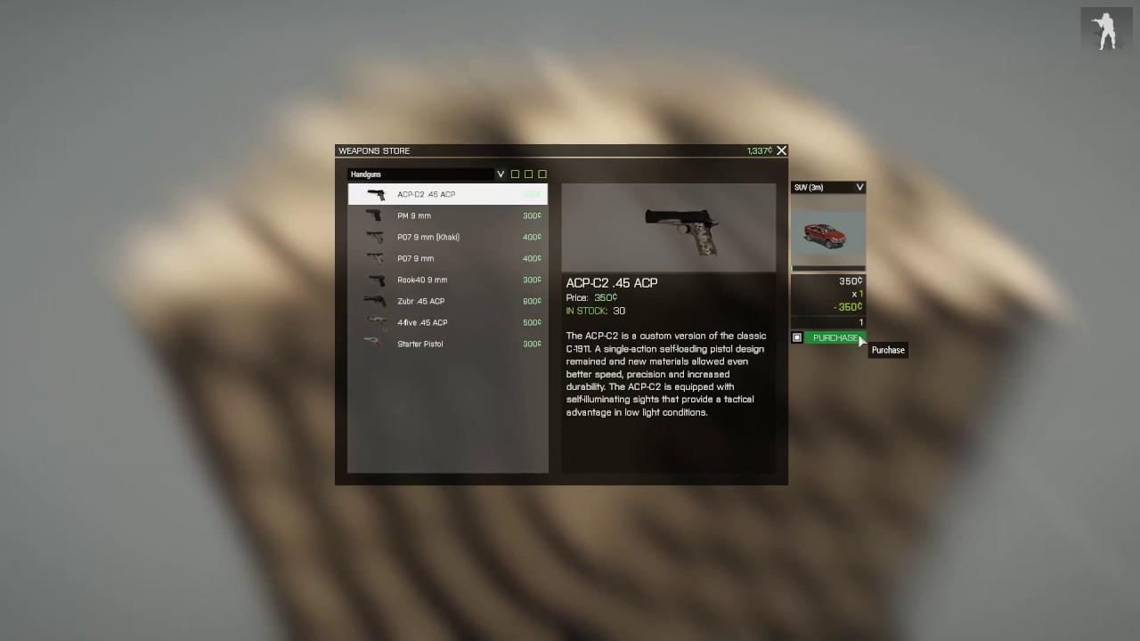 arma 3 shop script