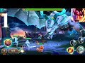 Might & Magic: Elemental Guardians - Floating Islands - Gameplay Walkthrough Part 1 (iOS Android)