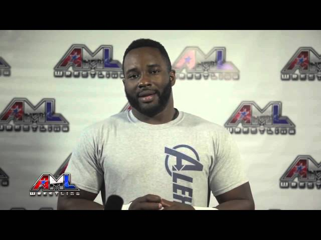 Cedric Alexander on the New Day Xavier Woods, Big E & Kofi Kingston