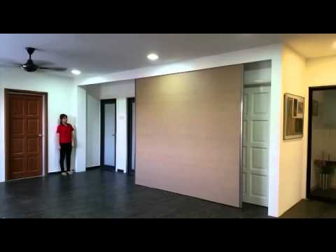 3G Door Malaysia   Hanging Sliding Door Heavy Duty Frame 3832