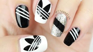★ ADIDAS NAILS (Freehand) ★