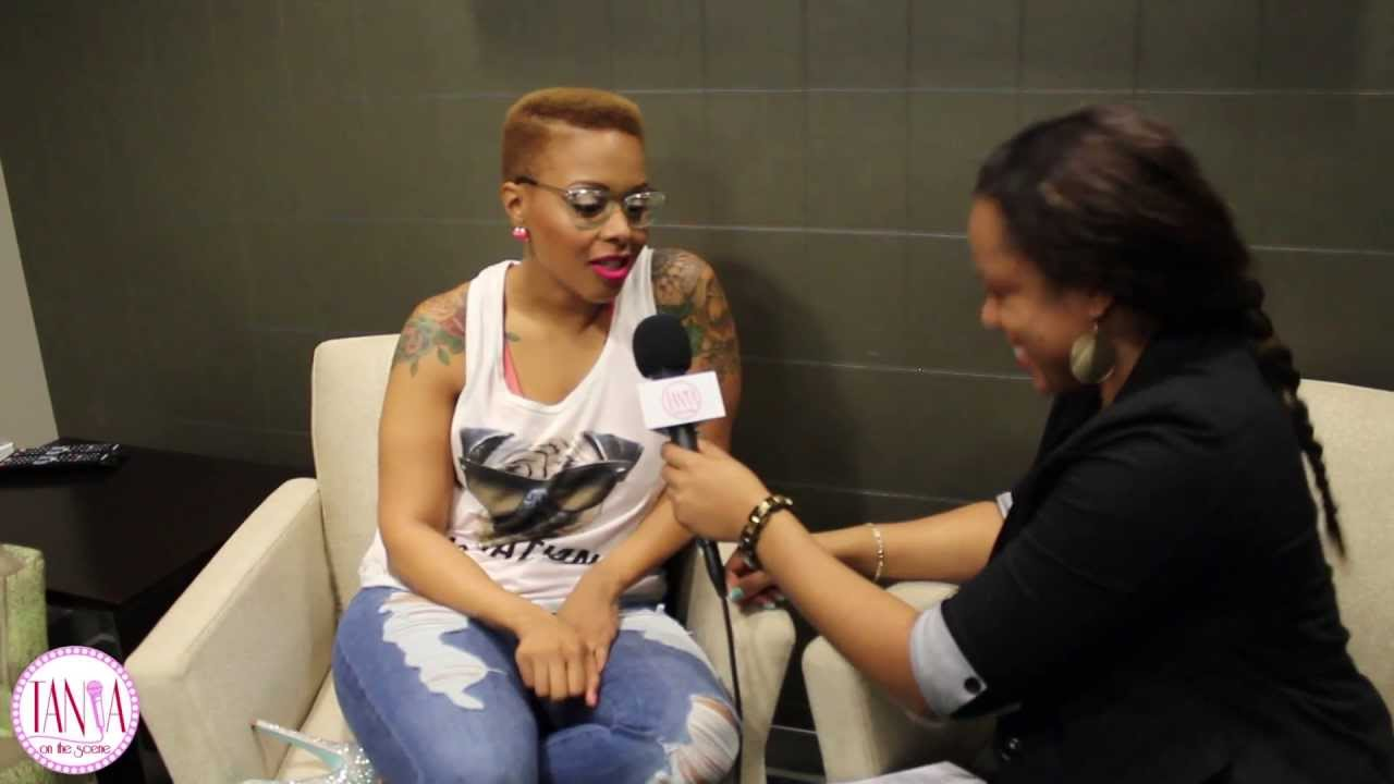 chrisette michele talks quotbetterquot with taniaonthescene