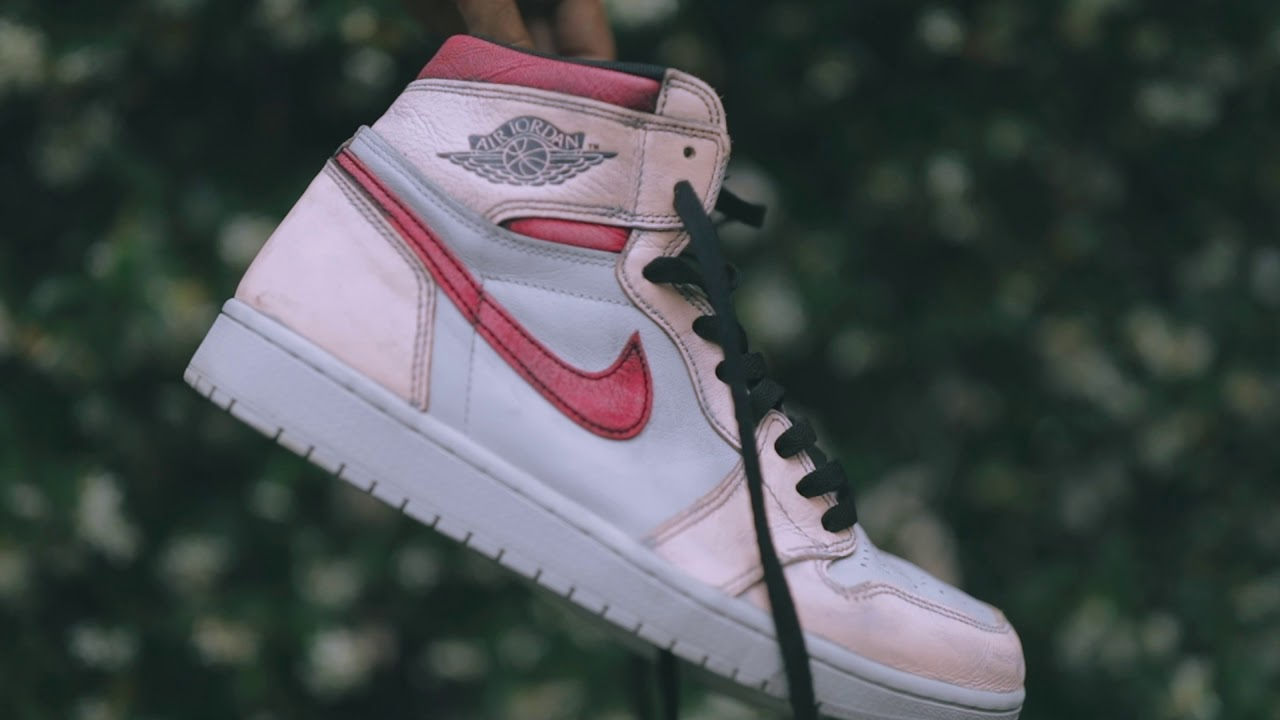 1762e29faa6 Jordan 1 Retro High OG Defiant Nike SB Light Bone - YouTube