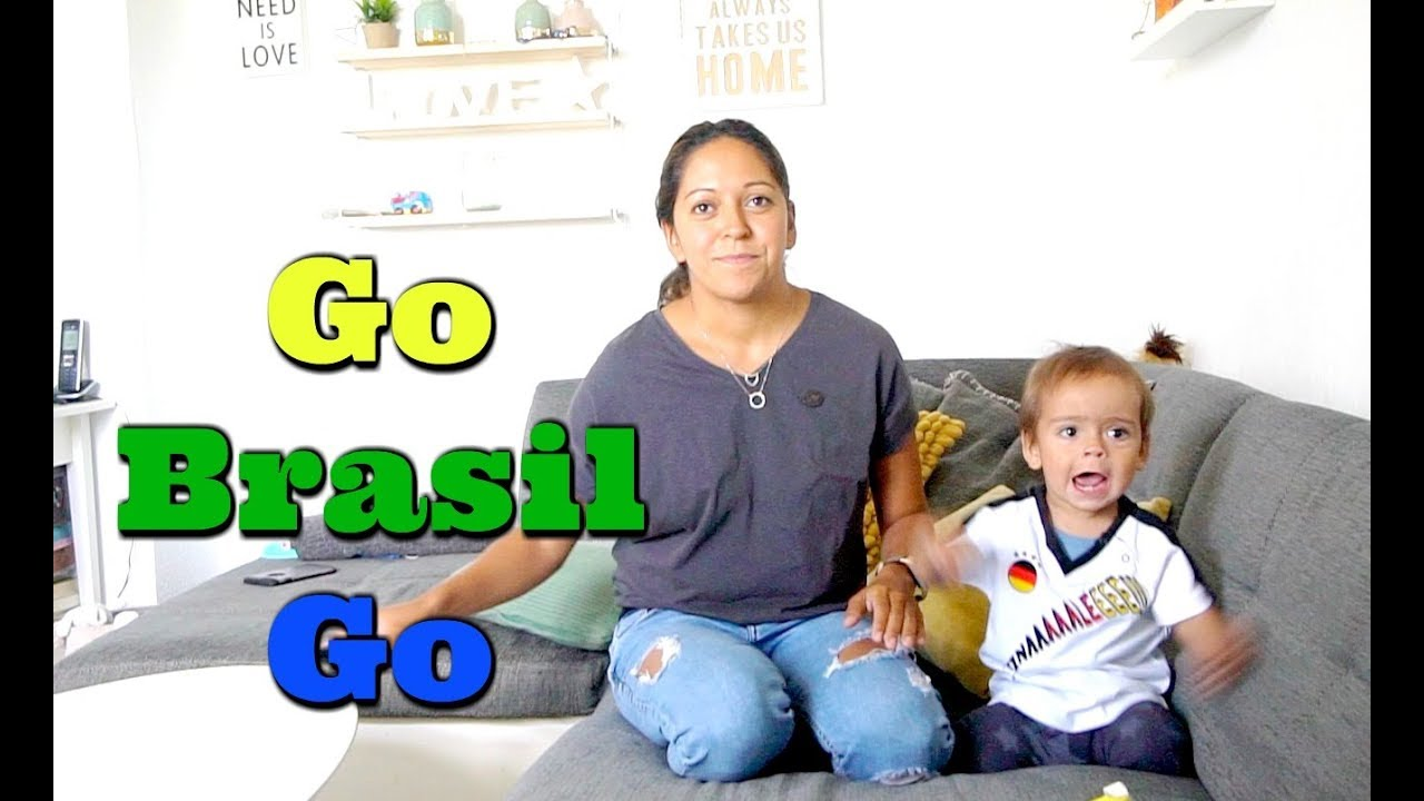 emotionales wm fussball gucken mit kindern go brasil vlog 990 rosislife youtube. Black Bedroom Furniture Sets. Home Design Ideas