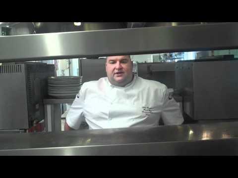 Chris Burgess   Bowburn Hall Hotel   Chef of the Year