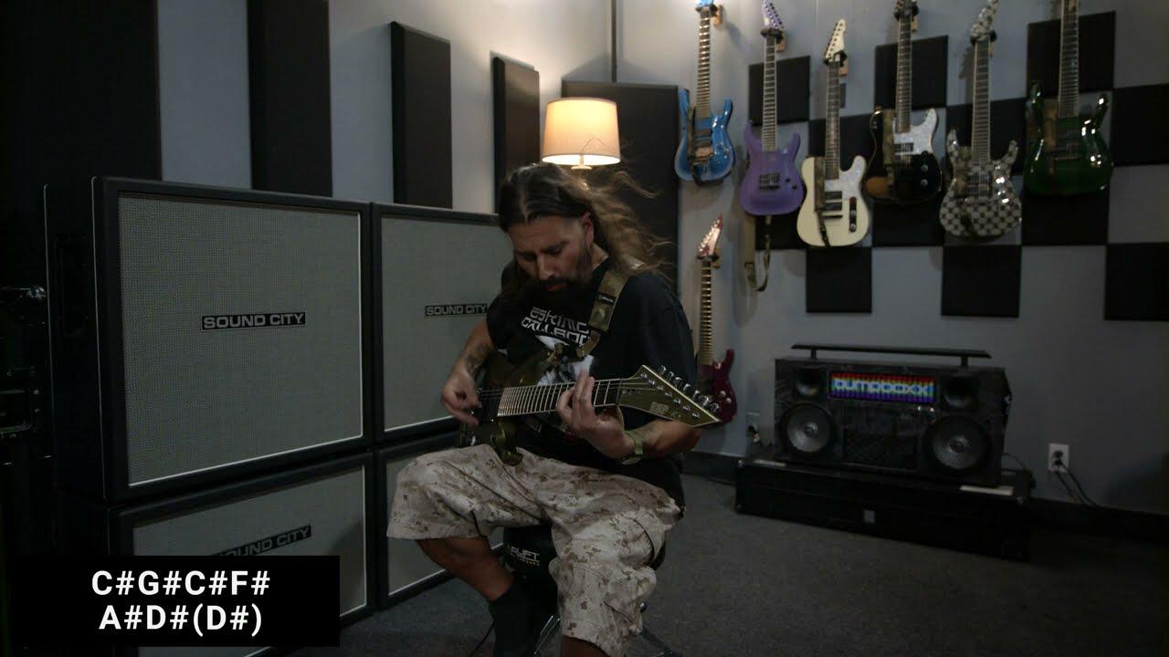 Deftones – MX (Stephen Carpenter Play-Through)