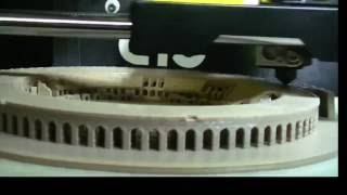 CTC 3D-Drucker - Die Glasplatte ist angekommen