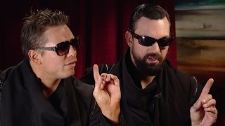 The Miz Tries to Give Michael Cole an Acting Lesson: December 24, 2014