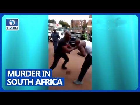 Nigerian Arrested For Murder In South Africa