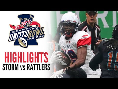 2019 United Bowl Highlights: Sioux Falls at Arizona