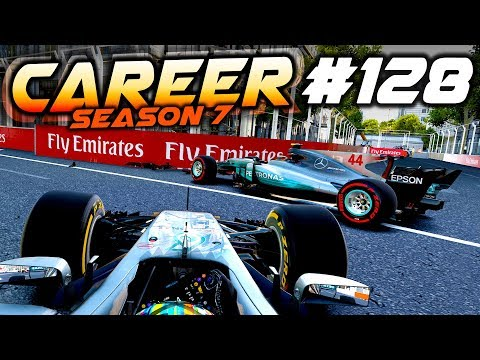 AMAZING START BUT ISSUES HIT - F1 2017 Career Mode Part 128