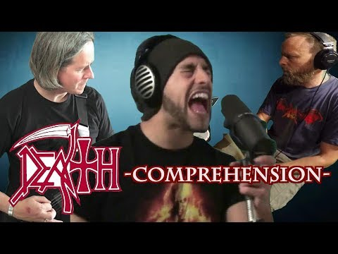Death - Lack Of Comprehension - Full Band Cover
