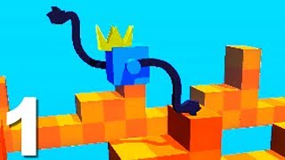 Draw Climber (by VOODOO) Gameplay Walkthrough 1-30 Levels (Android)