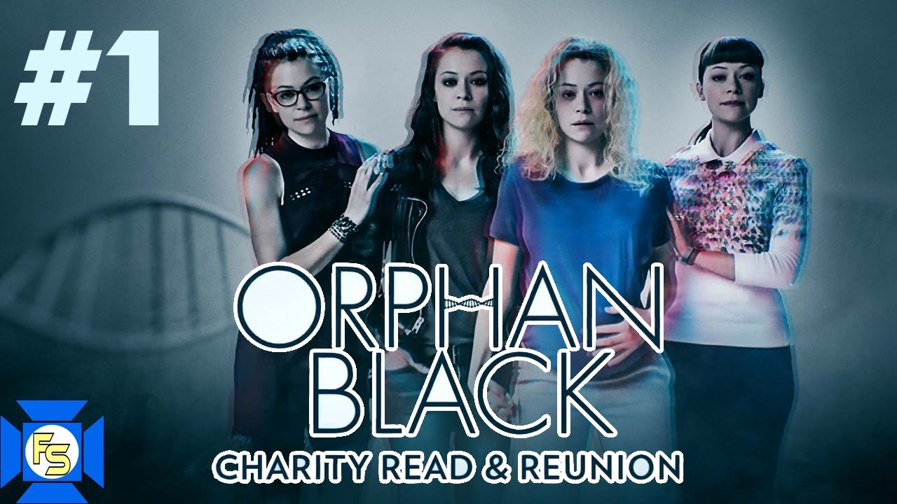 Download ORPHAN BLACK Charity Read and Reunion 2020 (BBC) – Part 1
