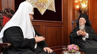 «Киев для нас — то же самое, что Косово для Сербии». Почему РПЦ поссорилась с Константинополем