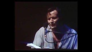 Konstantin Wecker - Der Schutzengel - Live 1981