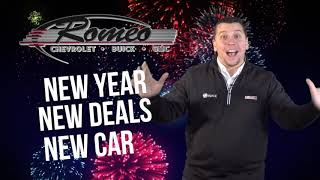 New Year... New Cars like this 2018 Chevrolet Cruze & Buick LaCrosse