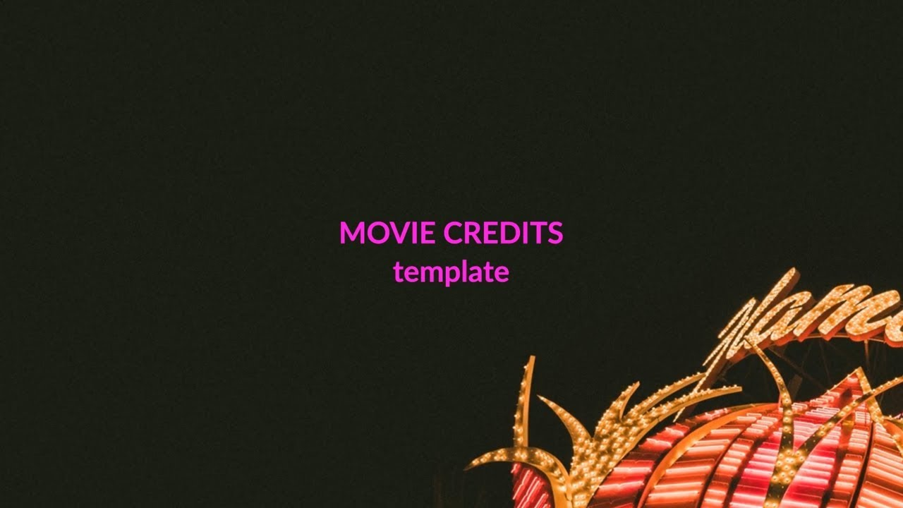 Video Editor Templates - Biteable