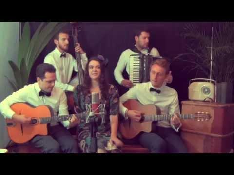Café Manouche - I wanna be like you