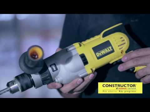 Descubra las herramientas que debe usar para trabajar sobre concreto