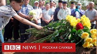 В Казани простились с учителями, погибшими в стрельбе в школе