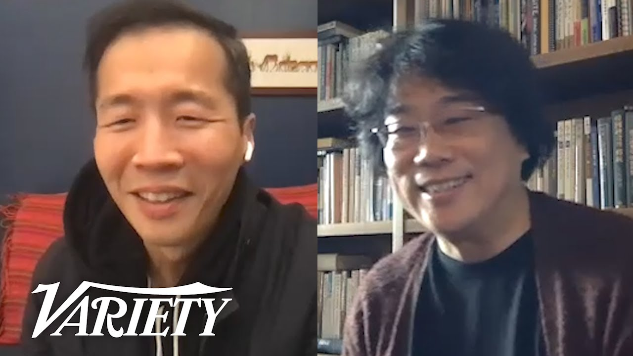 Bong Joon Ho and Lee Isaac Chung Talk 'Minari,' Family and Working With Steven Yeun