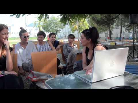 Maja Bajevic artist talk
