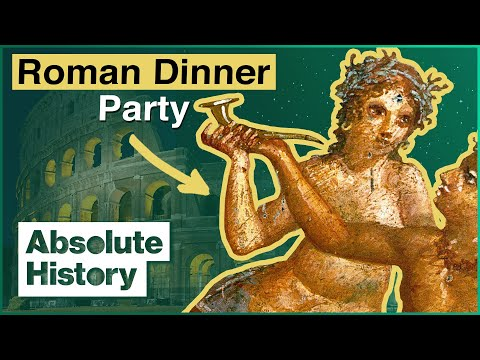 How The Roman Banquet Has Influenced Food Today | Absolute History