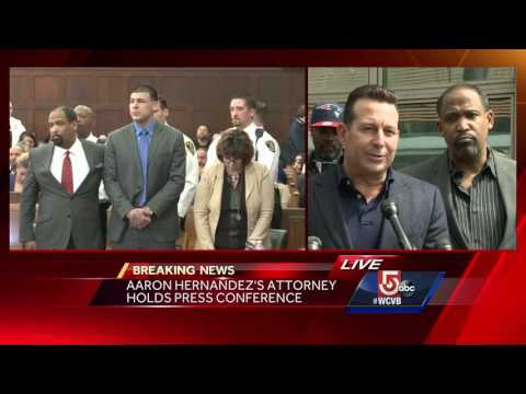 Hernandez's attorney says family wants to donate brain to CTE study