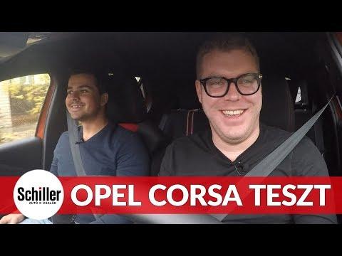Nagyot Villant Az új Corsa! I Opel Corsa Teszt I Schiller TV I Tesztközelben #71
