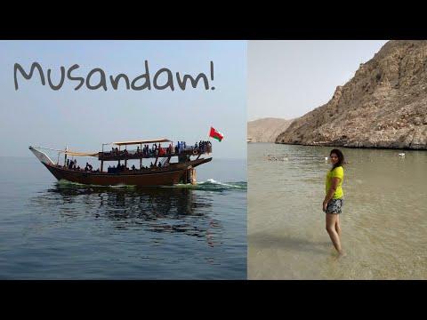 Musandam Dibba, Oman Vlog   Snorkelling, Banana Boat Ride, Dhow Cruise   Dubai #8