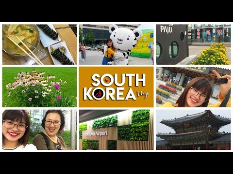 K-VLOG NO. 1: Touchdown Korea, Historical Day + Mystery Singer ❤️ Philippines