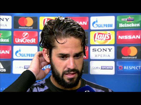 Declaraciones de Isco | Atleti 2-1 Real Madrid Semifinal Champions