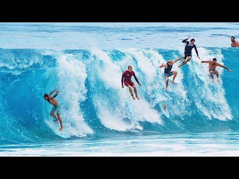 gnarliest-party-wave-ever!-(hawaii-shore-break)