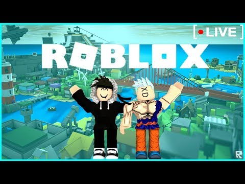 🔴ROBLOX LIVE | NATURAL DISASTER SURVIVAL!🔴