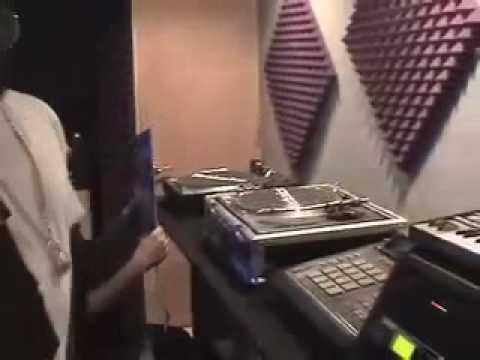 J Dilla In The Studio RIP