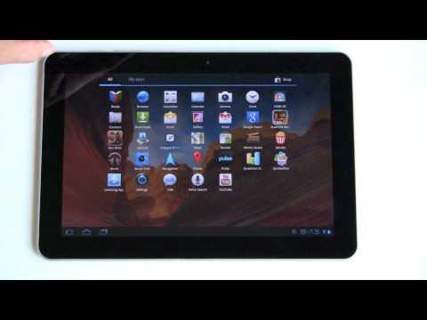 """Samsung Galaxy Tab 10.1"""" Android Tablet Review"""