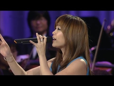 Lena Park (박정현) - Memory (The Cats OST. cover) @ 2009.04.19 Live Stage [720p]
