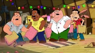 Family Guy - Insulation fight (Extra long coughing)