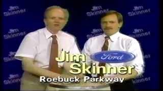 1990 Jim Skinner Ford Roebuck Parkway Big Number 1 Sale Thumbnail