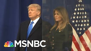 Hours Before Public Impeachment Hearings, Trump White House Has No Strategy | The 11th Hour | MSNBC