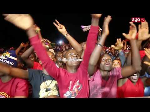 Walichokifanya ROSTAM kwenye Stage Fiesta KIGOMA