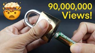 Como abrir un candado sin llave de manera facil | LabsJack