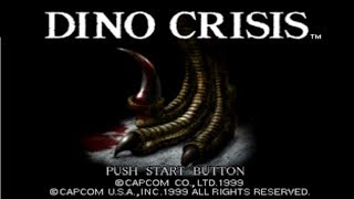 Dino Crisis PS1 | First In-Depth Playthrough Part 1