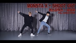 [K-POP] MONSTA X(몬스타엑스) - SHOOT OUT(슛아웃) Full Cover Dance 커버댄스 4K