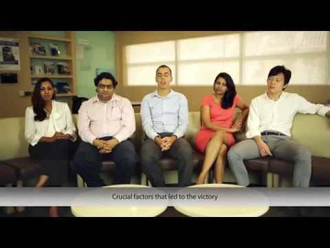 John Molson MBA International Case Competition Interview (Full ver.)