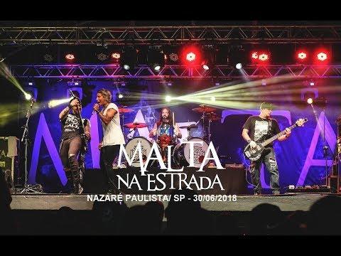 Malta - Festa do Divino Em Nazaré Paulista/ SP - 30/06/2018